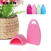 New Eyeshadow Egg Brush Cleaner Silicone makeup sets for cosmetics makeup clearner