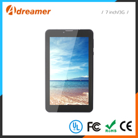 Touch screen 188.7*108.3*9.3mm sized wifi mini 7 inch tablet pc