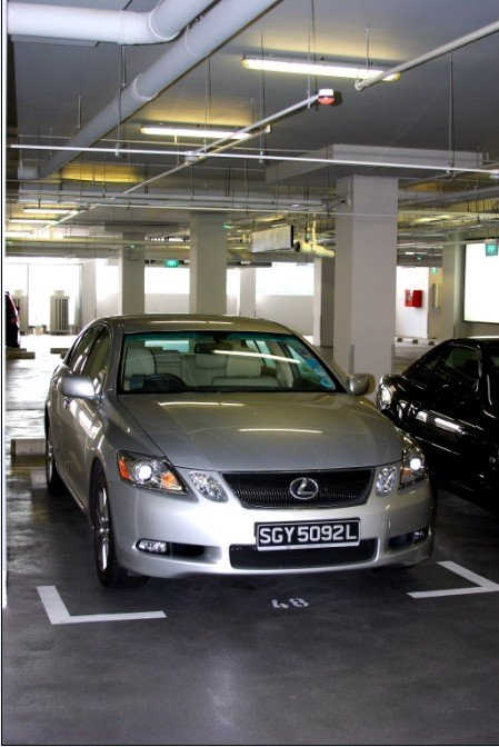 car parking guidance system(RJ45)