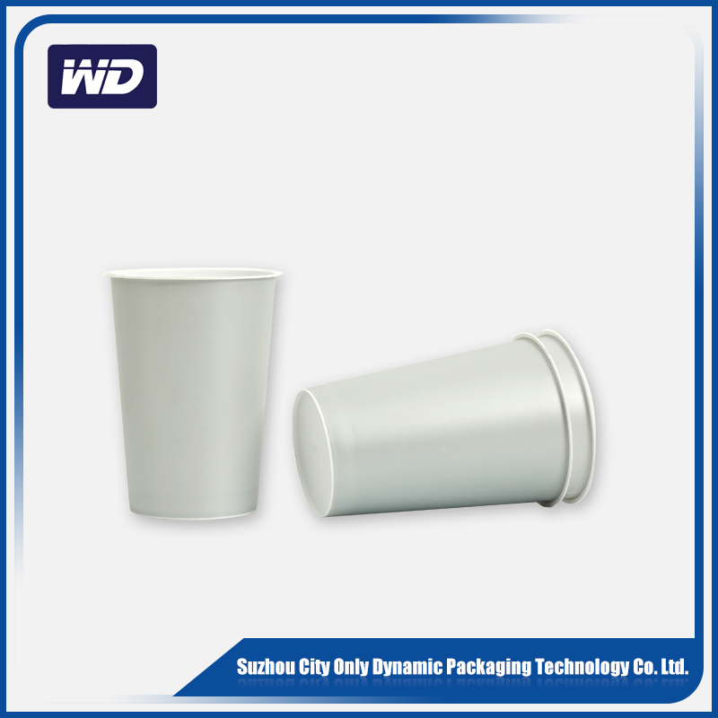 Eco-friendly Disposable Plastic Sundae Cups Ice Cream Containers