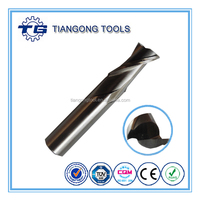 TG OEM HSS End Milling Cutters For Wood