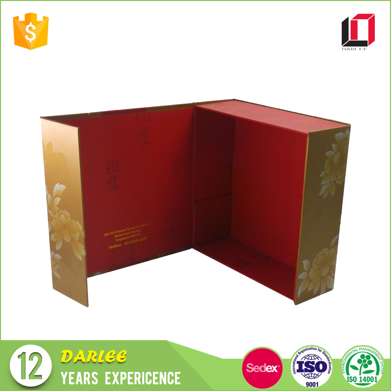 Best trading products high quality OEM custom ornaments paper box