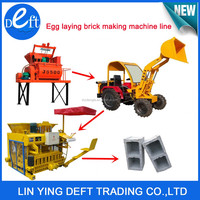 concrete block making machine, mobile brick machine, moving block machine