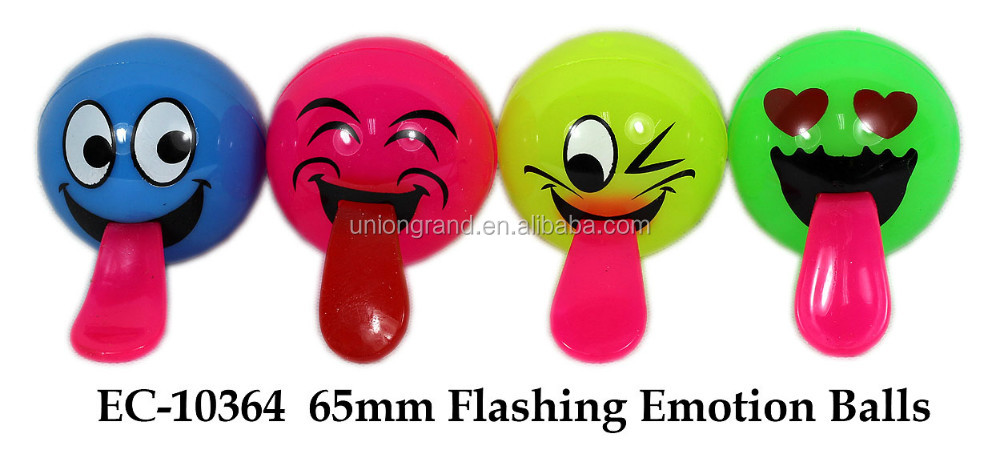 65mm Flashing Emotion Balls