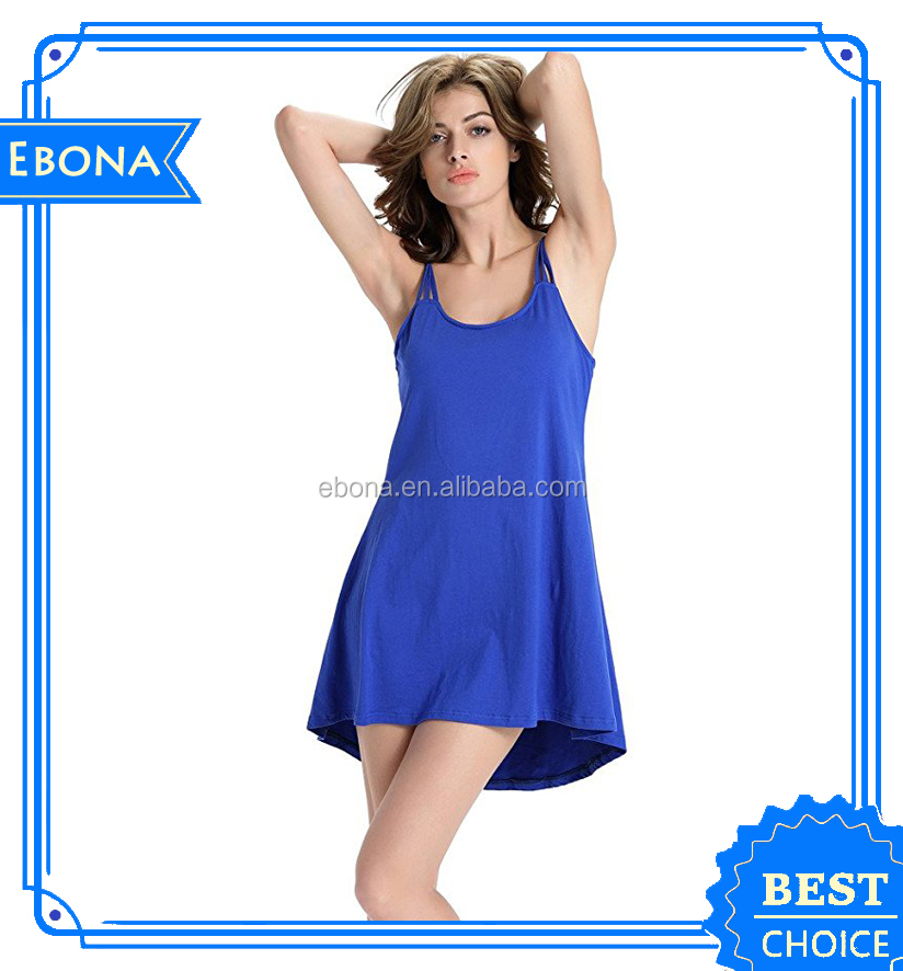 Popular Fashionable Casual Frocks Dress For Fat Women Short Dresses Sexy