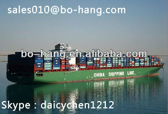 motorcycle sea freight broker daicychen1212
