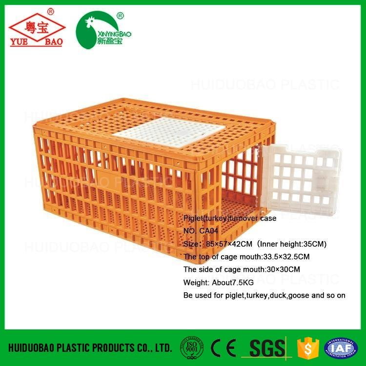 Livestock farming chicken duck cages, goose/turkey transport cage, duck cage for poultry