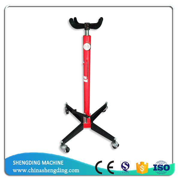 1900mm lifting 0.5 ton transmission gearbox jacks