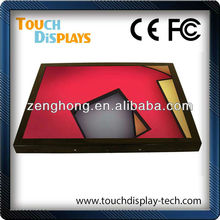 "7"" lcd tft touch screen monitor with dvi/hdmi"