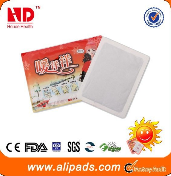 2015 new health product heat pack japan made in china on sale