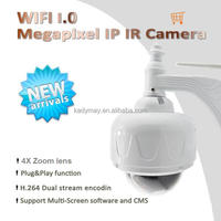 Wireless 720P Full HD IP Camera Outdoor PTZ Camera Promotion