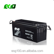 AGM UPS 12V 150AH Power Storage Sealed Lead Acid Battery