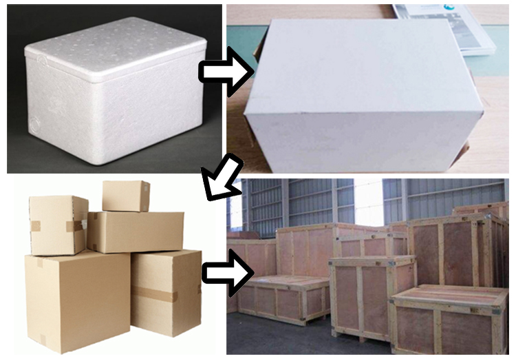 Packaging & Shipping of bozhou