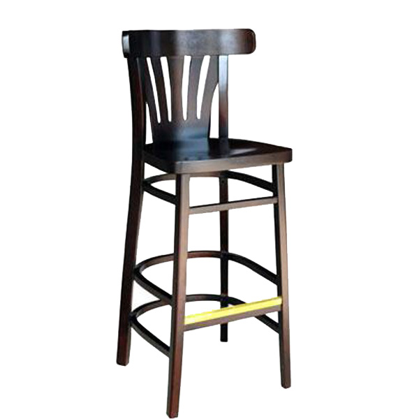 China commercial Isreal Style Hot Sale Flower Like Back Cheap Design Used Bar Stools