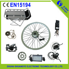 Hot sale electric bicycle kit disc brake,350w kit electric motor bicycle