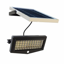 High Power Waterproof Solar Led Motion Sensor Security Light Outdoor