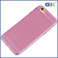 [GGIT] Transparent Frosted TPU Phone Case For IPhone 6 Plus Cover