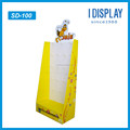 Corrugated Cardboard Display Rack For toys