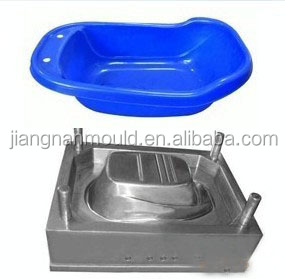 plastic mould, baby basin mould