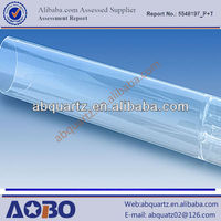 The high pure quartz glass tube for Optical fiber preform