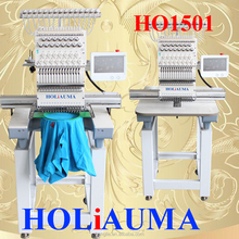 Factory used/new similar to barudan single head embroidery machine for happy embroidery machine sale SINGLE HEAD EMBROIDERY MACH