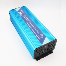 Effective 3000w pure sine wave solar power inverter 12V 220V off grid solar power converter,CE approval