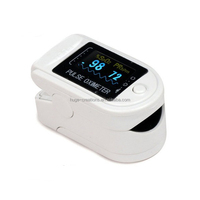CE& FDA Adult Fingertip Pulse Oximeter with OLED Display