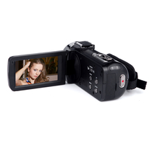 New hot sale Digital Camcorders Full HD 1080P 30FPS 24MP Video Camera 16X Digital Zoom ir digital ccd video camera