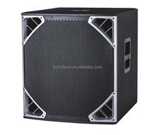 professional speaker 18inch passive subwoofer 800W VRX618ASUB HONY audio