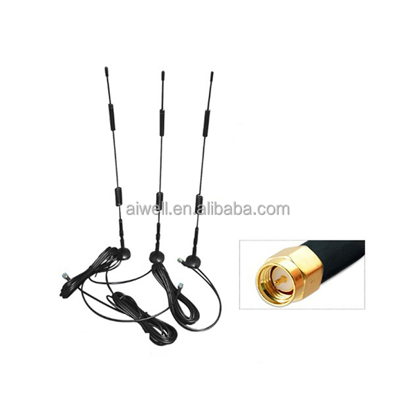 gsm magnetic base antenna for ham gsm/3g magnetic vihicle antenna with factory price