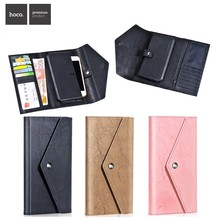 Case for iPhone 6/6s, for iPhone 6/6S 2017 HOCO Fashion Multifunctional Mobile Wallet Case