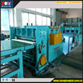 automatic steel coil leveling and slitting machine