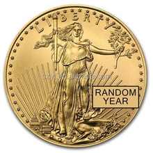 1 oz Gold American Eagle BU coin for sale