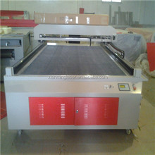 Mixed metal cutting machine honeycomb work table 1325 co2 laser cutting machine MDF cutter