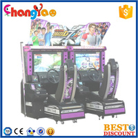 Initial D 7 Moto Gp Simulator Arcade Game Machine