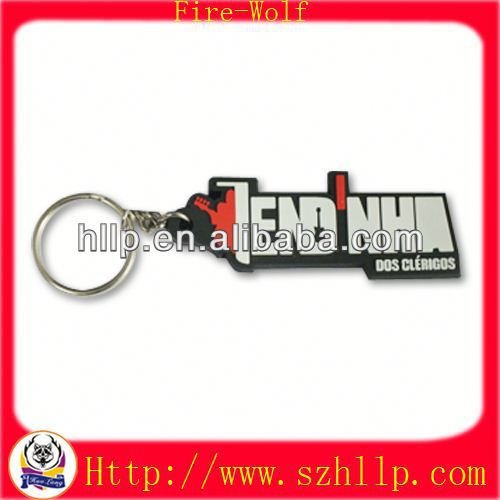 China Manufacturer hot sale new design motorcycle PVC keyring