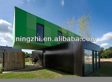 prefab 20ft,40ft standard container house made in china