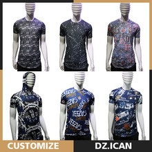 Round Neck Printing Design Your Own High Quality Tees T Shirt For Men
