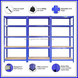 Adjustable steel rivet shelving,shelving unit,shelving rack