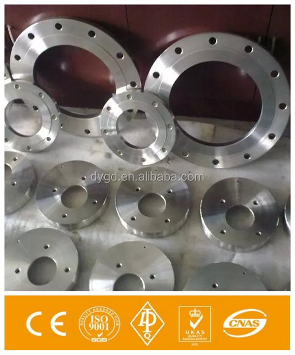 ansi b16.5 slip on flange flat face 300 lb made in China