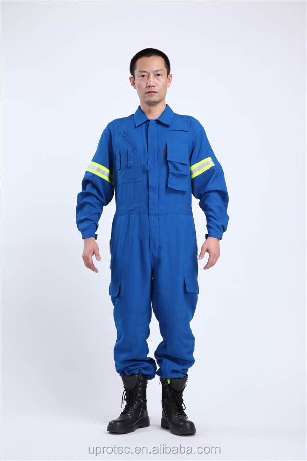 EN11612 Hard Working Clothing