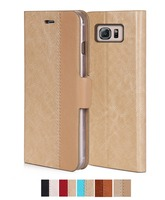 High Quality Genuine Leather for samsung note 5 case