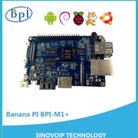 Banana pi M1 plus better than PINE64 64-Bit Single Board Super Computer