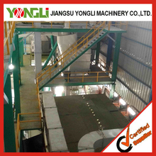 high quality ce approved sinking type fish feed pellet mill press machine yongli made