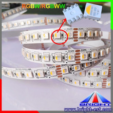 High power smd5050 12v super helligkeit 60leds/m 5050 rgbw flexible led-streifen