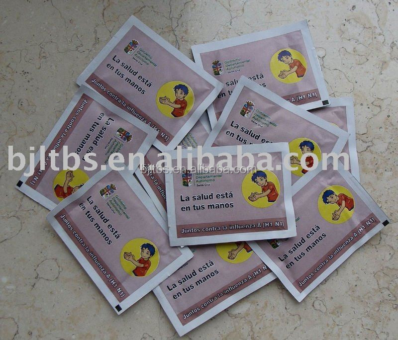factory Anti-fog Lens Cleaning Wipes OEM OPP