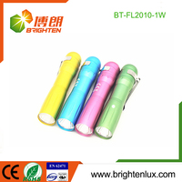 "Manufacturer Supply 1watt AA battery Operated Metal Pocket flash light torch""""repeatKeyword"":""flash lights (torch)"