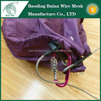 New Arrival Anti-theft Mesh bag waterproof bag
