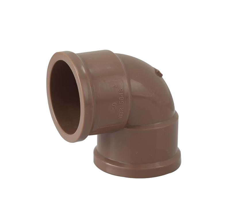 PVC Fittings pvc elbow 90 degree c pvc pipe fittings grey with DIN Standard