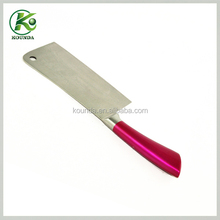 Sharp-edged food safety high quality stainless steel cleaver chef kitchen knife Pakistan